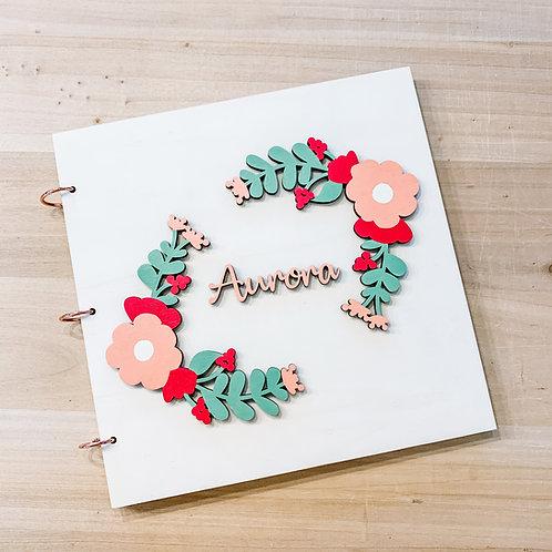 """Album fotografico """"Flower"""""""