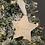 Thumbnail: Pallina stella personalizzata con nome inciso
