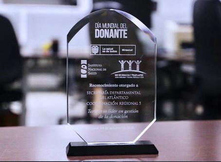 Atlántico es destacado por ser líder en gestión de donación y trasplante de órganos