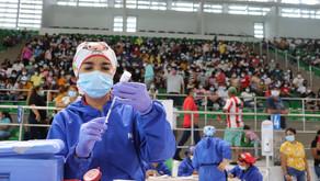 Más de 5 mil jóvenes de 12 a 14 años se han vacunado en Barranquilla