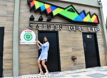 Al Caimán del Río llegó la campaña 'Recicla por Barranquilla'