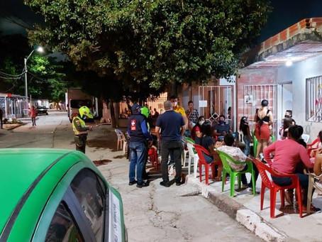 Aumento de casos Covid-19 en Barranquilla son atribuidos a reuniones familiares y sociales