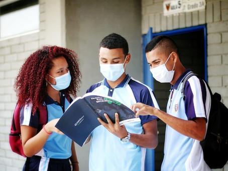 Instituciones educativas en Barranquilla serán adecuadas para el regreso a la presencialidad