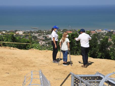 Más de $40 mil millones son invertidos en impulsar a Puerto Colombia como destino turístico