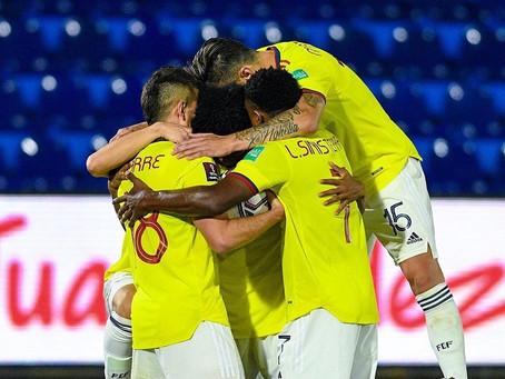 La 'Casa de la selección' está lista para el encuentro entre Colombia y Chile