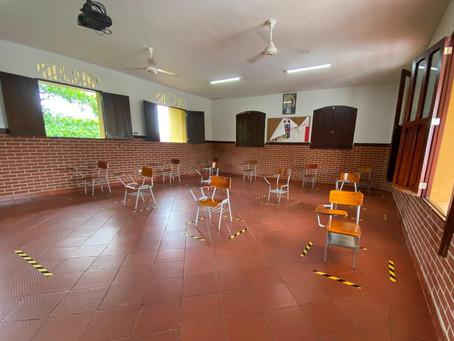 Estudiantes en Barranquilla regresarán a clases de manera gradual en el 2021