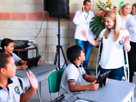 Más de 33 mil estudiantes en el Atlántico tendrán acceso a internet gratis