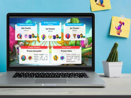 Pinekel: una plataforma web que ofrece una opción divertida para educar