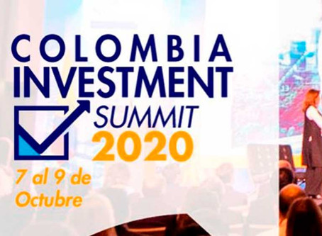 1.000 inversionistas extranjeros harán parte del Colombia Investment Summit