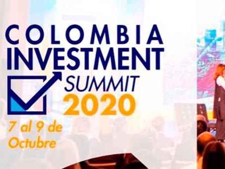 1.000 inversionistas extranjeros harán parte del Colombia Investment Summit