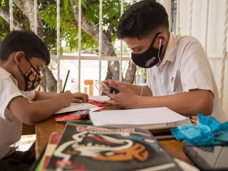 Colegios regresan a clases en Barranquilla de manera virtual