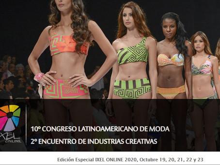 Este lunes inicia la décima versión del Congreso Latinoamericano Ixel Moda