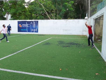Autorizada práctica de deportes grupales en canchas públicas y privadas de Barranquilla