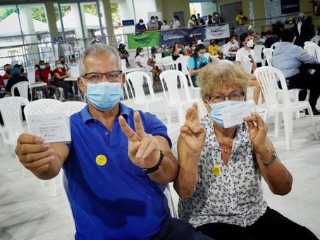 Adultos mayores de 70 años recibirán tercera dosis de vacuna covid: MinSalud