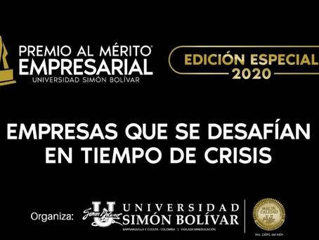 Esta noche se realizará la ceremonia del Premio al Mérito Empresarial 2020