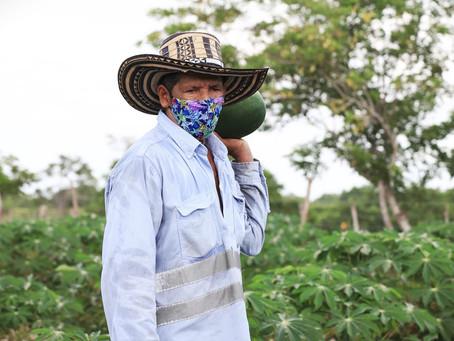5 mil campesinos atlanticenses serán beneficiados con el programa 'Semillas de Vida' este 2021