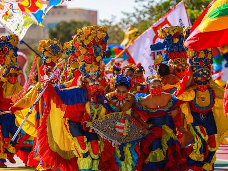 Más de 3.4 millones de personas se conectaron al Carnaval de Barranquilla en su edición virtual