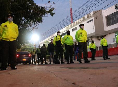 Municipio de Soledad tendrá toque de queda y ley seca en Halloween