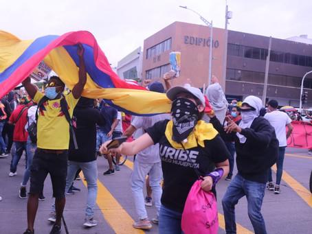 Manifestaciones: un escenario de riesgo en el que se vulneran los derechos humanos