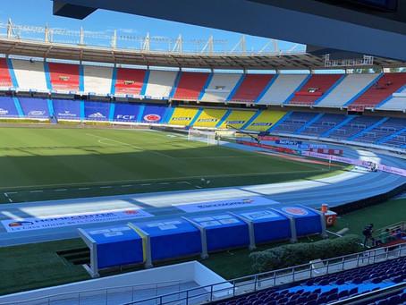 """""""Barranquilla está lista para que ruede la pelota del fútbol profesional"""": alcalde Pumarejo"""