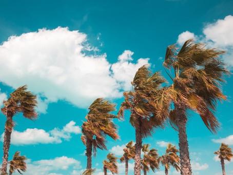 Fuertes vientos mantienen en alerta a la región Caribe