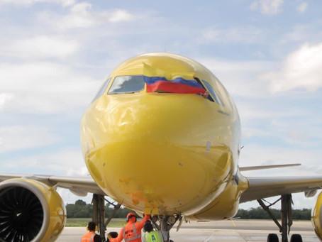 Spirit Airlines inauguró nueva ruta de vuelo: Fort Lauderdale - Barranquilla