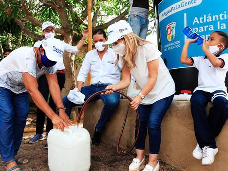 Más de 94 mil atlanticenses beneficiados con proyectos de agua potable en el 2020
