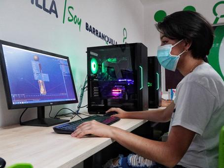Más de 1.000 jóvenes barranquilleros serán capacitados en innovación y emprendimiento digital