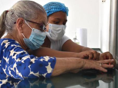Inicia en Barranquilla actualización de datos de adultos mayores de 80 años para vacuna Covid-19