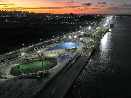 Gran Malecón del Río es destacado en importantes premios de arquitectura