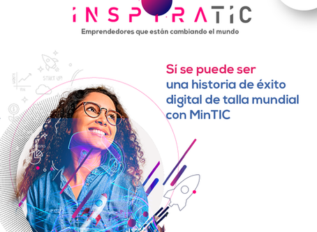 InspiraTIC 2020 abre convocatoria para emprendedores digitales