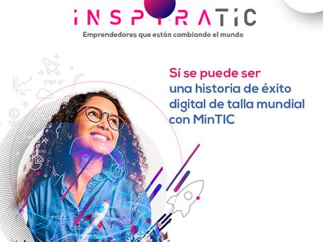 InspiraTIC 2020 abre convocatoria para emprendedores digitales