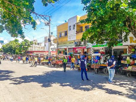Con 8 proyectos conforman estrategia para recuperar el centro de Barranquilla