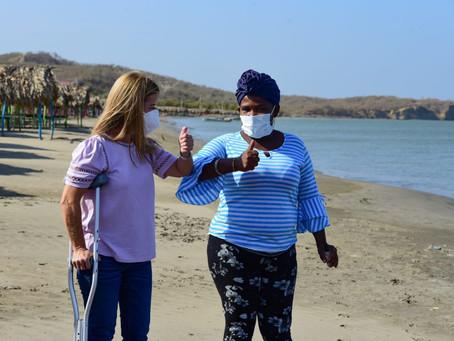 $823 millones para trabajadores del sector turístico por cierre de playas en el Atlántico