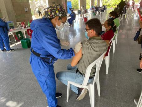 Habilitados 3 puntos de vacunación para docentes en Barranquilla