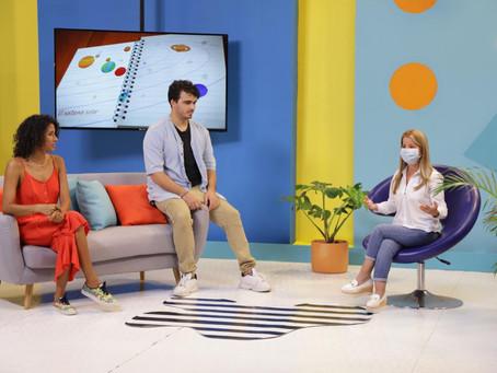 'Escuela en Casa TV' llegará a los hogares de108 mil estudiantes en el Atlántico