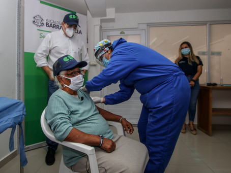 Estos son los puntos de vacunación contra el Covid-19 habilitados en Barranquilla