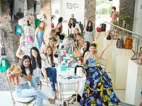 Artesanos de Chorrera lanzan su nueva colección de mochilas 'Hilos de Tradición'