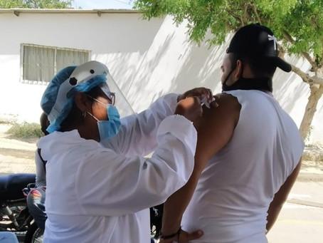 Más de 13 mil vacunas fueron aplicadas en Barranquilla en primera fase de intensificación