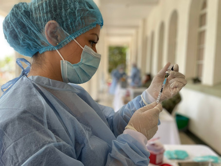 MinSalud avala vacunación contra el Covid-19 en personas de 45 a 49 años