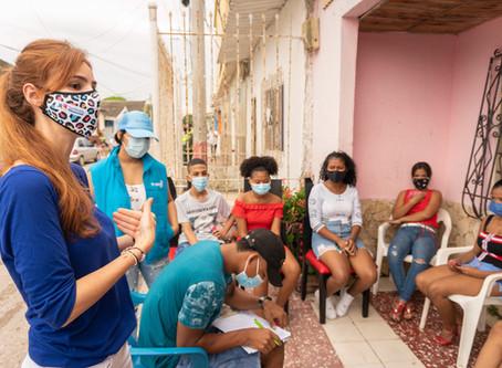 Barranquilla fortalece temas de educación sexual en niños y jóvenes