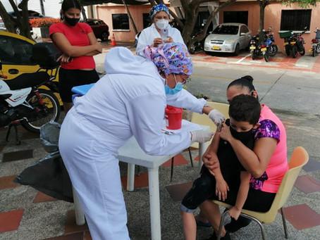Este sábado Barranquilla se une a la primera Jornada Nacional de Vacunación Regular