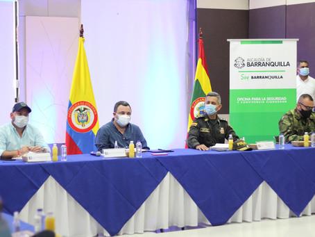 Autoridades del Atlántico y Barranquilla trazan estrategias para garantizar plan de vacunación
