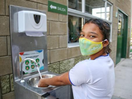 Estudiantes en Barranquilla regresarán a los colegios en julio