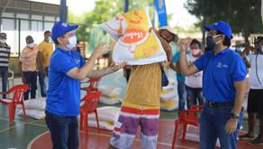 Más de 500 familias atlanticenses beneficiadas con proyecto 'Patios Caseros Productivos'