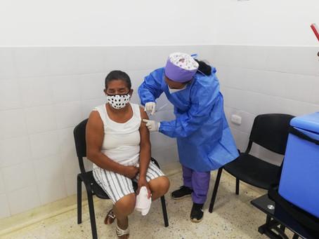 Atlántico completa más de 110 mil vacunas aplicadas contra el Covid-19