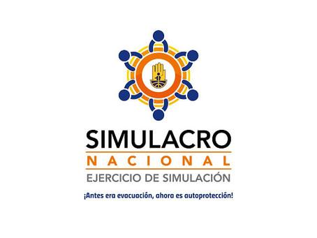 Barranquilla se une al simulacro nacional de autoprotección, este 22 de octubre