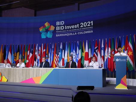 Asamblea del BID: los grandes anuncios que quedaron para Barranquilla