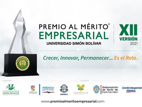 Premio al Mérito Empresarial tiene abierta su convocatoria hasta el 15 de julio