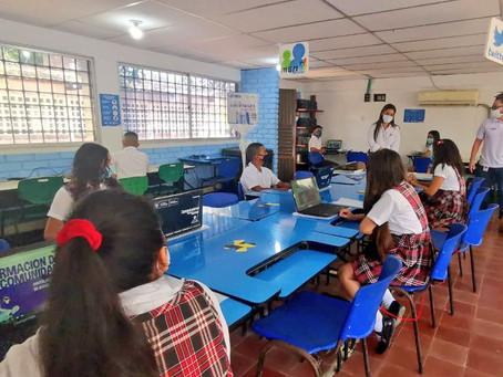 Sistema educativo en el Atlántico tendrá cinco centros de innovación